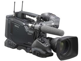 XDcam camera