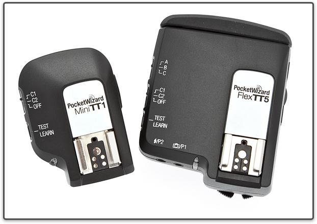 Pocket Wizard Mini TT1 & Flex TT5