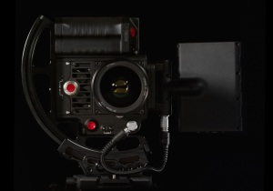 Red Epic camera on a R90