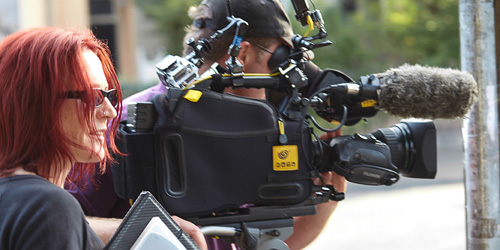 Whats is it like to be a TV cameraman