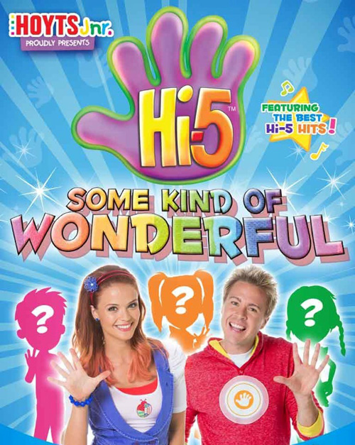 Hi-5 - Some Kind of Wonderful
