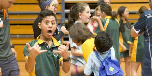 Active Deaf Kids