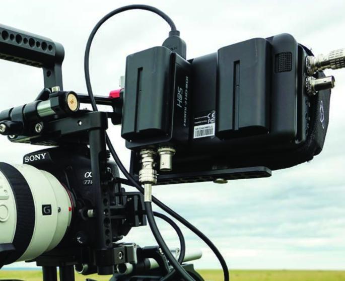 Choosing an on camera monitor
