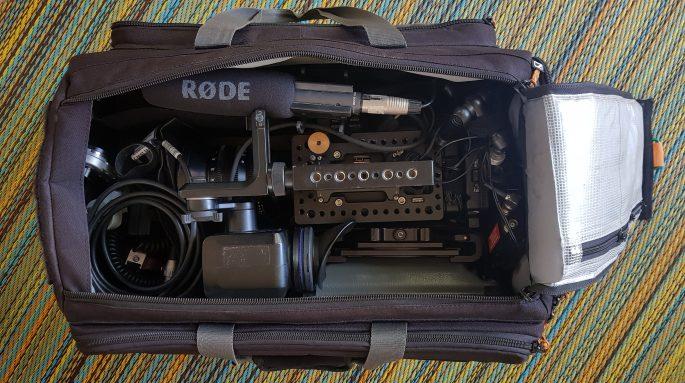 Sony F5 Camera case