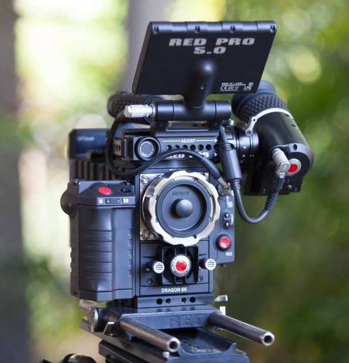RED Epic Dragon Camera / Production Package for Sale – Sydney Cameraman